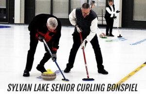 Sylvan Lake Senior Curling Bonspiel - Community Involvement - Sylvan Lake RV